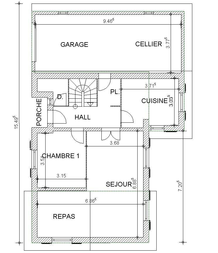 3d architecte avanc logiciel architecture 3d pour for Application pour dessiner sa maison