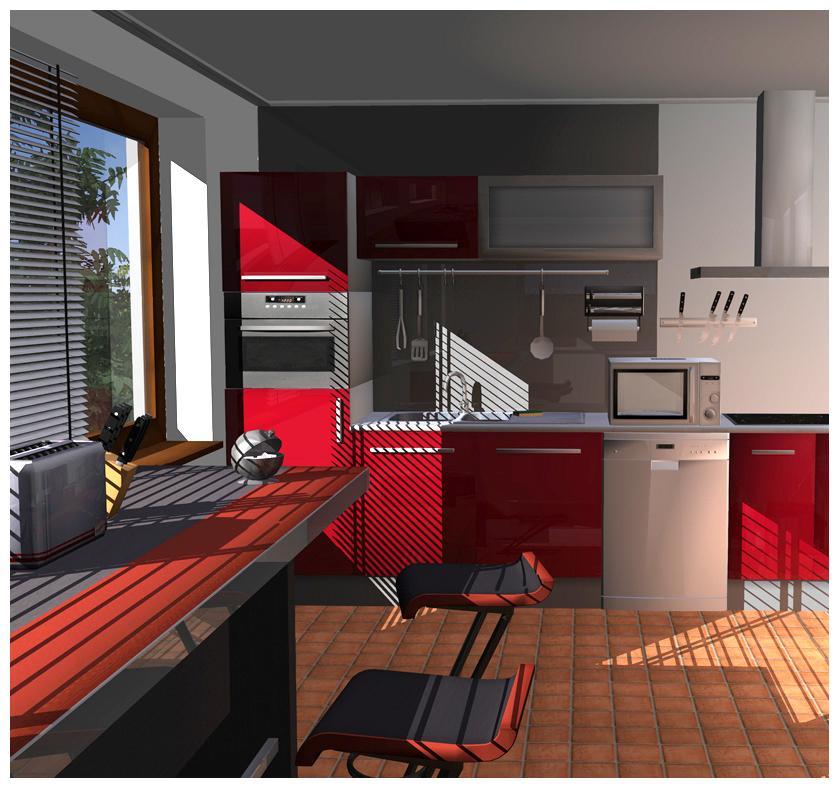 Logiciel cuisine et salle de bains 3d for Configuration salle de bain