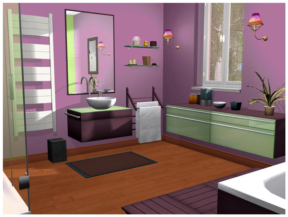 Logiciel cuisine et salle de bains 3d for Logiciel configuration cuisine