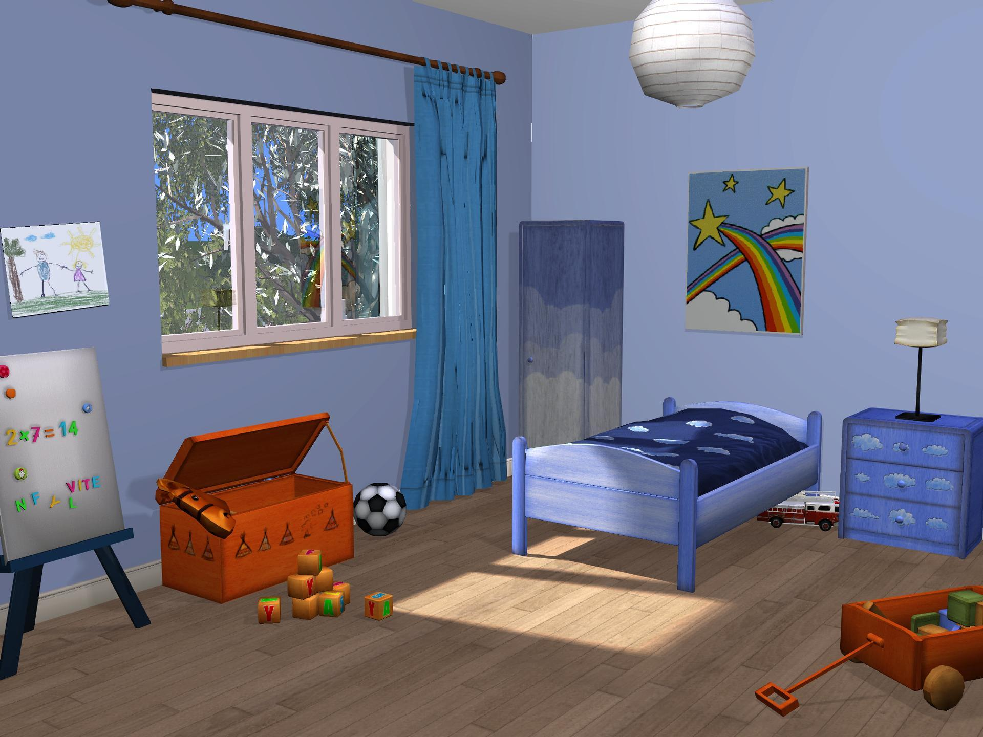 3d architecte facile. Black Bedroom Furniture Sets. Home Design Ideas