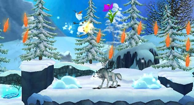 la reine des neiges nds
