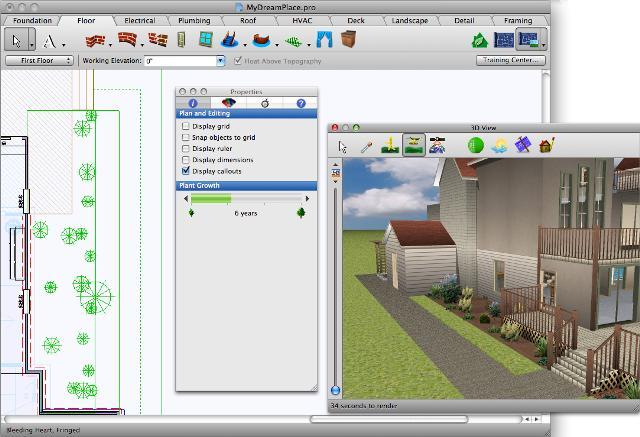 architecte 3d professional 2014 pour mac. Black Bedroom Furniture Sets. Home Design Ideas