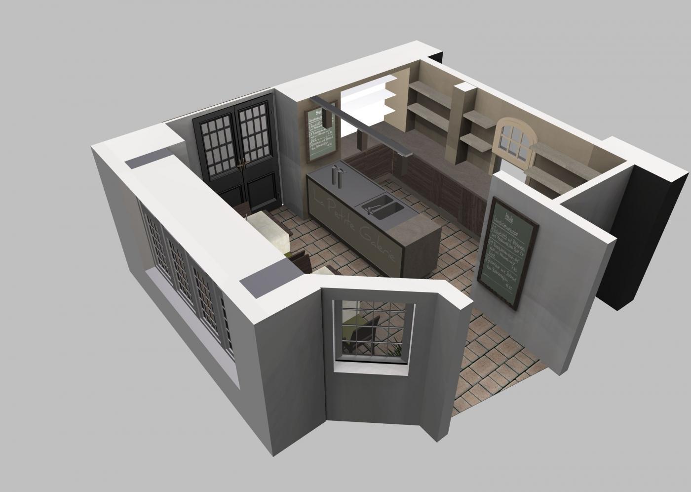 add on arcon 18 rendu 3d architecture professionnelle. Black Bedroom Furniture Sets. Home Design Ideas