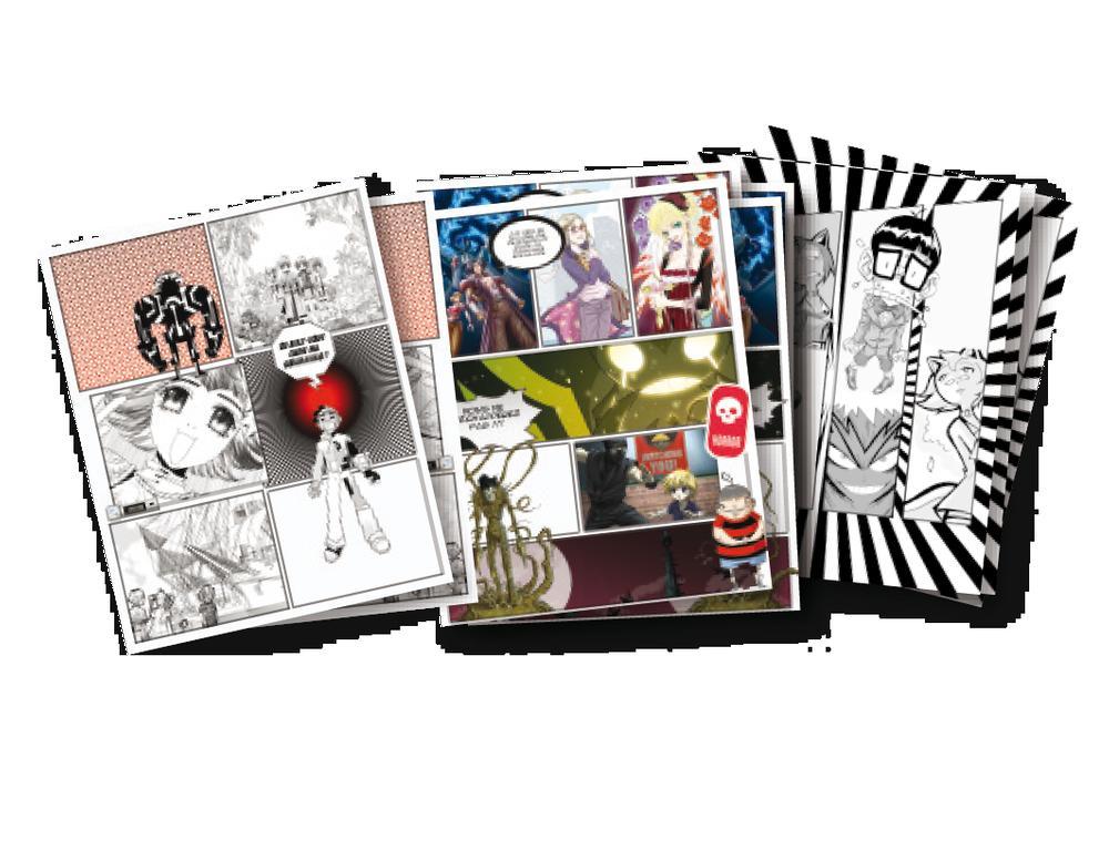 tokyopop manga cr ateur collector photo vid o. Black Bedroom Furniture Sets. Home Design Ideas