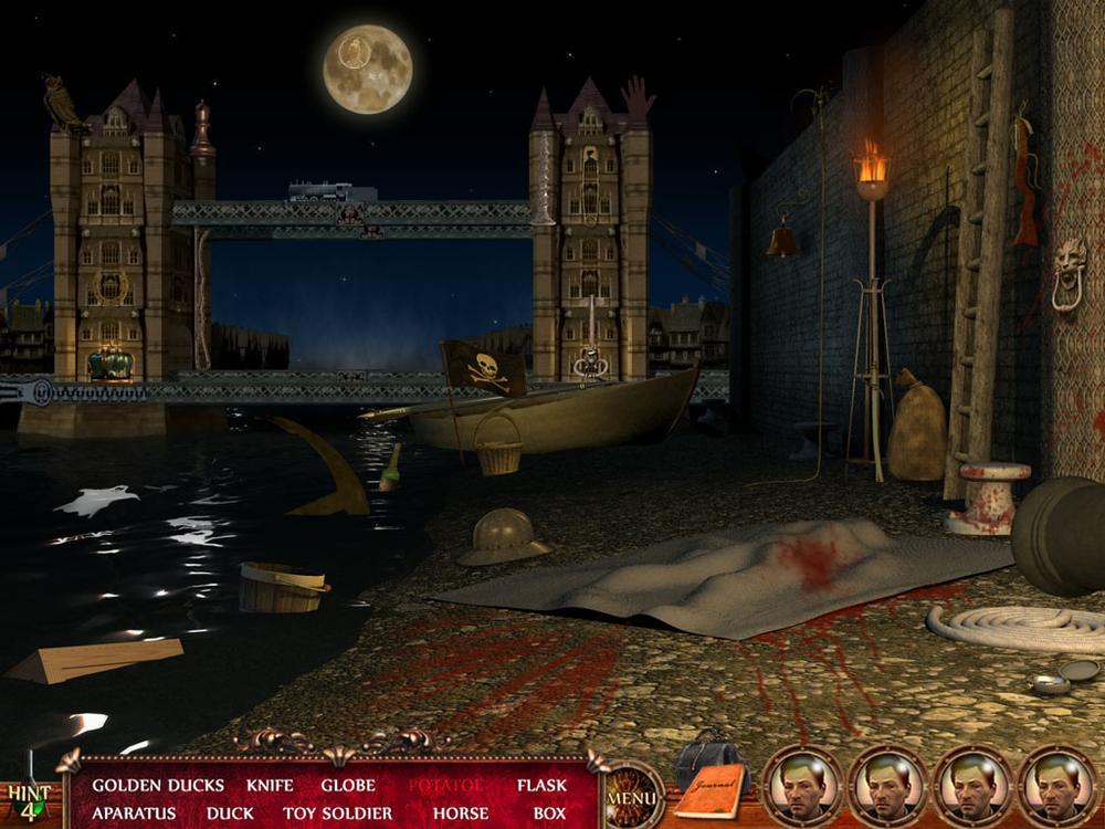 Jeux pour PC : enigmes objets cachs Enigmes objets cachs