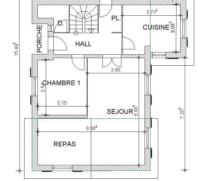 Dessiner Le Plan De Sa Maison. Cheap Affordable Beautiful Logiciel