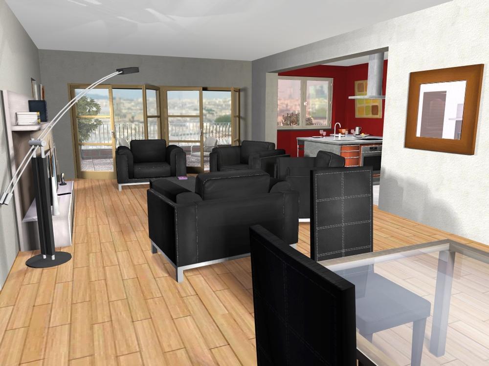 Logiciel amenagement interieur 3d gratuit meilleures for Interieur 3d