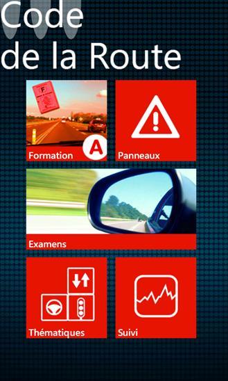 code de la route windows phone applications windows phone. Black Bedroom Furniture Sets. Home Design Ideas