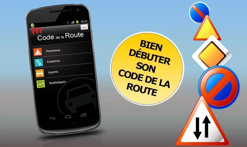 code de la route android phone applications android phone. Black Bedroom Furniture Sets. Home Design Ideas
