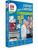 Coffret Carterie
