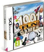 1001 Fun Games - DS