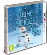 La Reine Des Neiges - 3DS