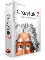 CrazyTalk 7 - Version Window