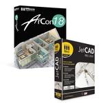 Arcon 18 et JetCAD 2014