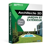 Architecte 3D Jardin 2017Mac