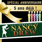 Nancy Drew : Edition 5 ans