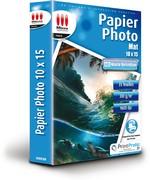 Papier Photo Mat 10x15 300g/