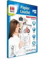 Papier Couché Haute Def