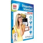 Etiquettes Standards